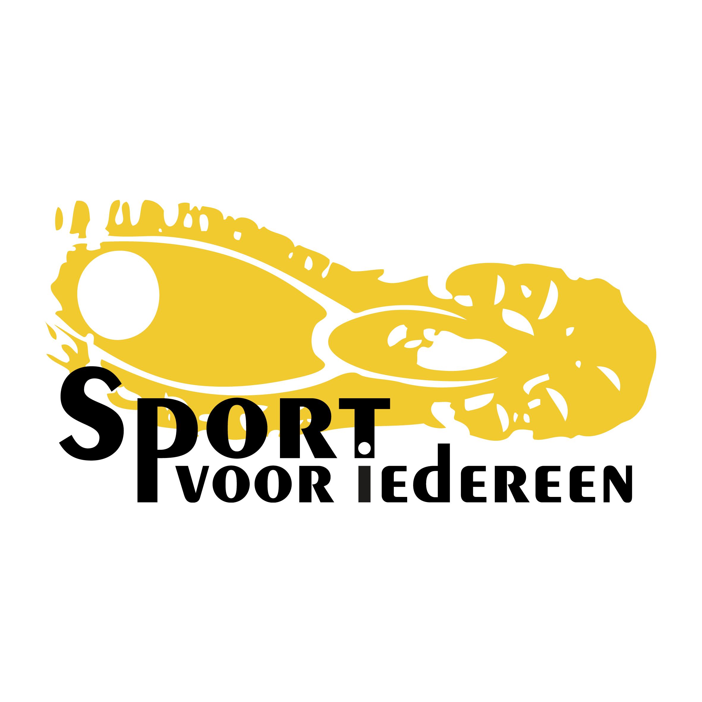 Sport voor iedereen logo